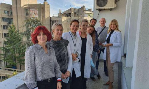 Grupna fotografija istraživačkog tima