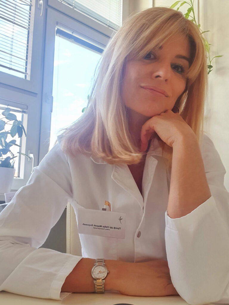 Prof. dr Nađa P. Marić
